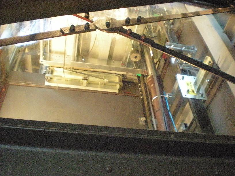 ascenseur 630 kg